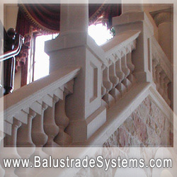 Balustrade Systems  - Balustrades, Balusters, Newel Posts, Newel Caps & Rails